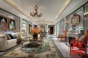 成都龙发 龙发装饰 龙发设计 客厅图片来自用户20000004404262在雍锦阁欧式风格案例分享的分享