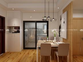 日式 现代简约 简约 大气 温馨 舒适 混搭 收纳 旧房改造 餐厅图片来自二十四城装饰(集团)昆明公司在盛唐城 日式的分享