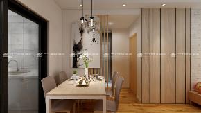 日式 现代简约 简约 大气 温馨 舒适 混搭 收纳 旧房改造 餐厅图片来自昆明二十四城装饰集团在盛唐城 日式的分享