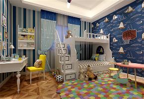 保利天琴宇 别墅装修 混搭古典 别墅设计师 聚通装潢 儿童房图片来自jtong0002在保利天琴宇250平别墅项目装修的分享