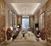 中式风格别墅设计案例展示