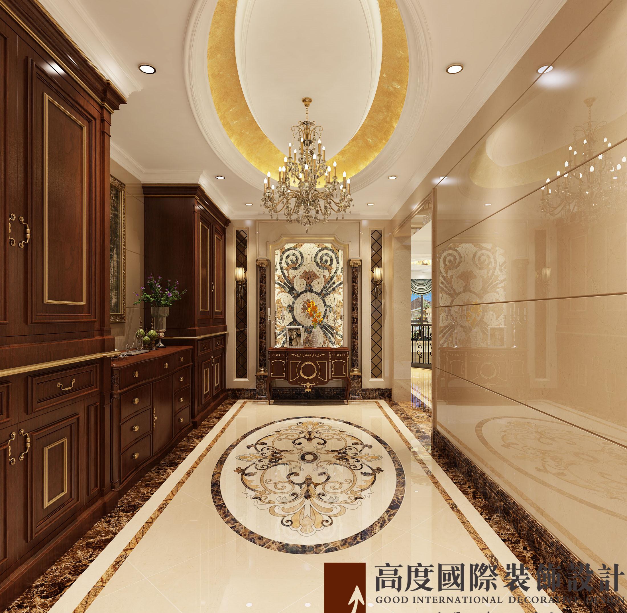 润泽墅郡 高度国际 装修设计 其他图片来自北京高度国际-陈玲在润泽墅郡C2联排中间户的分享