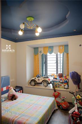 现代港式 新思路装饰 港式风格 江上公馆 融汇半岛 儿童房 儿童房图片来自重庆新思路装饰在江上公馆(现代港式)的分享