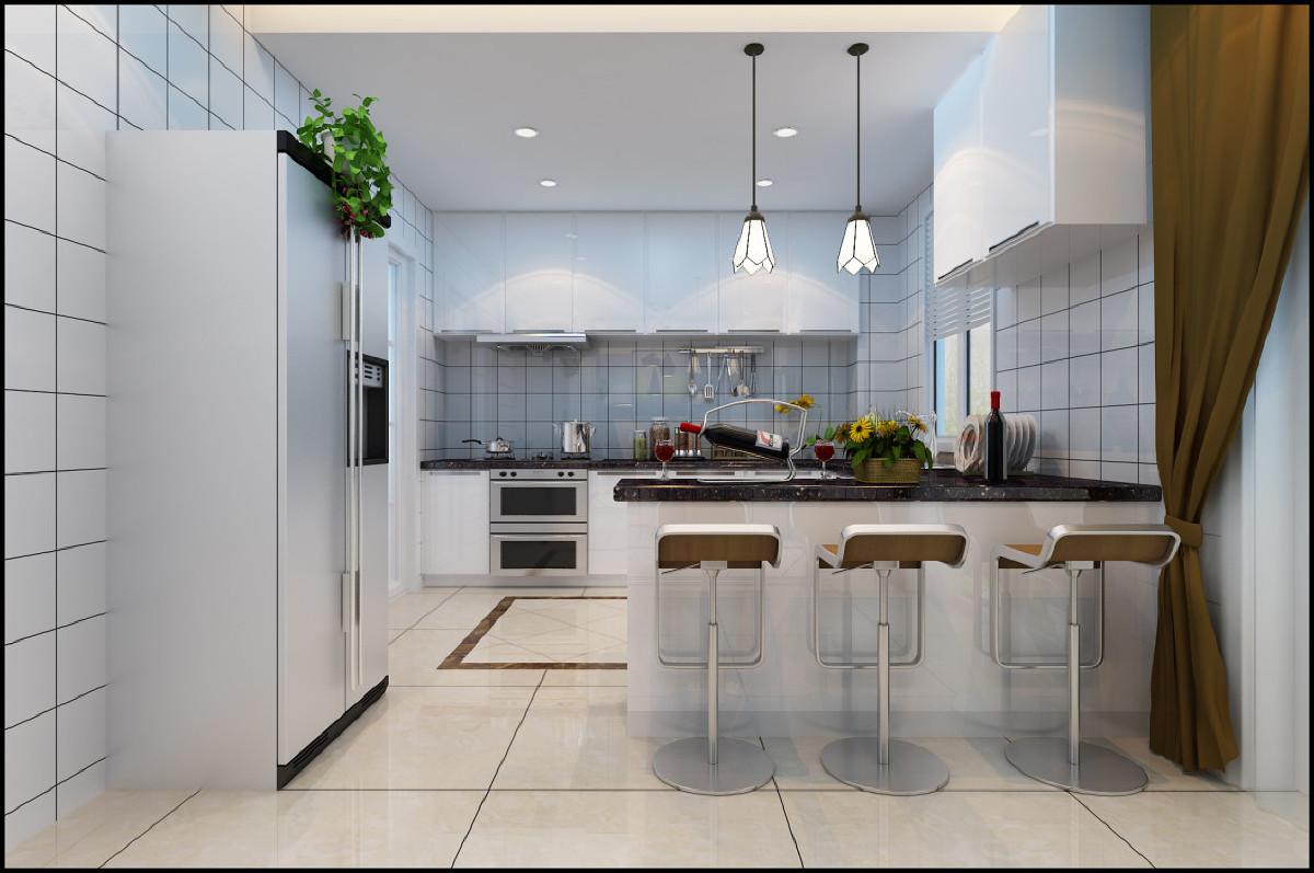 厨房是生活的心脏,不仅要美观,更重要的是实用性,整体性。