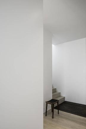 现代 别墅 江与城 鹏友百年 基装 全包 私人订制 全案设计 楼梯图片来自鹏友百年装饰在极少,极美的分享