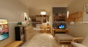 简约 北欧 混搭 白领 收纳 旧房改造 小资 温馨 舒适 餐厅图片来自昆明二十四城装饰集团在盛唐城 北欧的分享