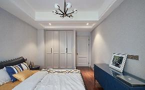 儿童房图片来自家装大管家在都市新贵 190平轻奢后现代4居室的分享
