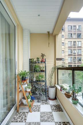 小资 新房 阳台图片来自重庆兄弟装饰黄妃在东原九城时光装修,新房装修设计的分享