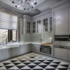 别墅 小资 厨房图片来自武汉申阳红室内设计有限公司在汤逊湖壹号公寓的分享