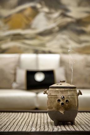 二居 旧房改造 中式 客厅图片来自北京今朝装饰在中式客中山水的分享