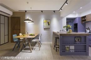 装修设计 装修完成 休闲多元 厨房图片来自幸福空间在129平,亲子缤纷宅跃动活力童梦的分享