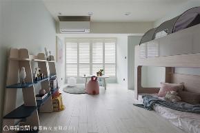 装修设计 装修完成 休闲多元 儿童房图片来自幸福空间在129平,亲子缤纷宅跃动活力童梦的分享