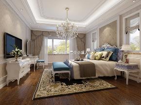 欧式 小资 卧室图片来自北京今朝装饰在上京熙园的分享