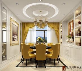 餐厅图片来自北京高度国际在影人四季---简约欧式的分享