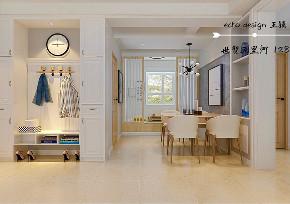 餐厅图片来自沈阳百家装饰小姜在百家装饰世茂五里河现代风格的分享