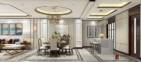 餐厅图片来自北京高度国际在正东国际----现代中式的分享