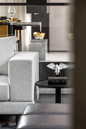 现代 新中式 混搭 江与城 鹏友百年 半包 全包 全案设计 客厅图片来自鹏友百年装饰在新中式顶级别墅的分享
