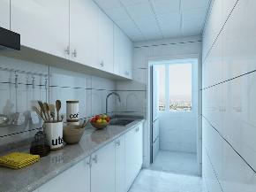 二居 80后 旧房改造 小资 厨房图片来自徐春龙设计师在迷情北欧的分享
