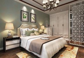 中骏雍景湾 别墅装修 中式风格 别墅设计师 卧室图片来自jtong0002在青浦中骏雍景湾别墅中式风格设计的分享
