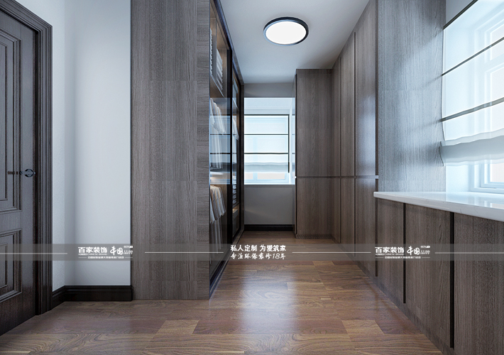 三居 奥园国际 后现代风格 客厅图片来自百家设计小刘在奥园国际125平后现代风的分享