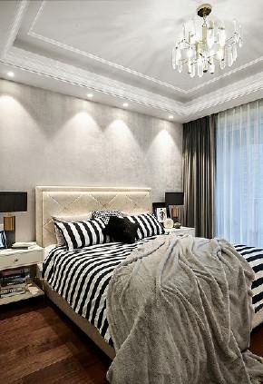 卧室图片来自家装大管家在135平端庄优雅3居 休闲舒适氛围的分享