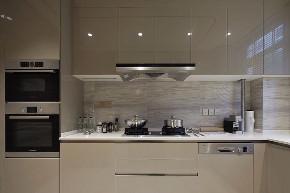 现代 轻奢 半包 全包 全案设计 私人订制 别墅 联排 厨房图片来自鹏友百年装饰在一砖一瓦构成温情住宅的分享