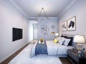 简约 四居 收纳 80后 小资 卧室图片来自西安城市人家装饰王凯在166㎡现代风格可沉稳亦可张扬!的分享