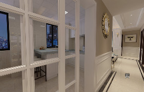 欧式 三居 餐厅图片来自黑色空心菜在精装房改造的分享
