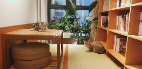 日式风格 旧房改造 小资 二居 书房图片来自北京今朝装饰在写意生活的分享