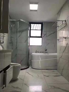 港式 二居 新房装修 中层 卫生间图片来自乐粉_20181003112538352在贵阳龙头港式装修效果图的分享