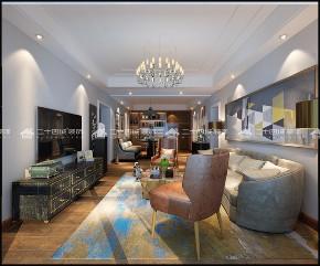 现代简约 现代 简约 小资 温馨 收纳 旧房改造 白领 混搭 客厅图片来自昆明二十四城装饰集团在昆明湖 现代简约的分享