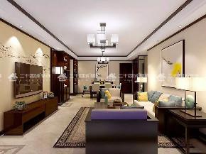 新中式 中式古韵 混搭 未来家 梦想家 传统 中式 古香古色 白领 客厅图片来自二十四城装饰(集团)昆明公司在伟龙花园  新 中式的分享