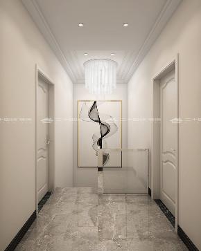现代简约 时尚 大气 高富帅 白富美 温馨 白领 小资 混搭 玄关图片来自二十四城装饰(集团)昆明公司在蓝光·林肯公园  现代简约的分享