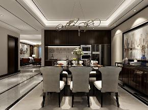 国熙台 鲁班装饰 现代风格 三居室 新房装修 装修设计 厨房图片来自西安鲁班装饰设计在国熙台三居室新房装修设计的分享