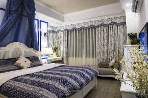 田园 小资 旧房改造 收纳 一居 卧室图片来自北京今朝装饰在地中海西欧文艺的分享
