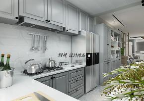 三居 瑞家坚果 现代风格 厨房图片来自百家设计小刘在瑞家坚果105平现代风格的分享
