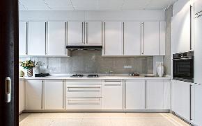 厨房图片来自家装大管家在唯美生活 156平欧式时尚雅致3居的分享