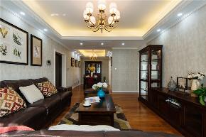 三居 旧房改造 收纳 美式 客厅图片来自北京今朝装饰在美式一家的分享