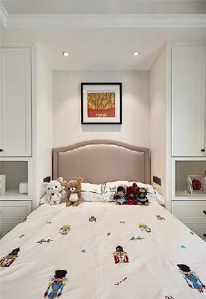 儿童房图片来自家装大管家在105平美式现代3居 给人幸福舒适的分享