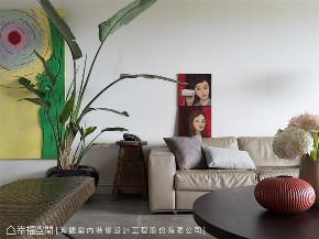 装修设计 装修完成 混搭 客厅图片来自幸福空间在264平, 渲染独一无二的生活画布的分享