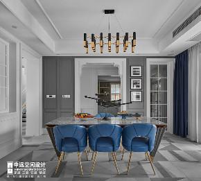 别墅 现代法式 法式 现代 申远 餐厅图片来自申远空间设计北京分公司在北京申远-现代法式风格的分享