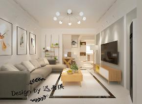 客厅图片来自沈阳百家装饰小姜在百家装饰华怡欣欣城160现代风格的分享