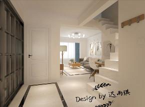 楼梯图片来自沈阳百家装饰小姜在百家装饰华怡欣欣城160现代风格的分享