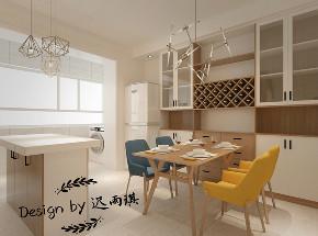 餐厅图片来自沈阳百家装饰小姜在百家装饰华怡欣欣城160现代风格的分享