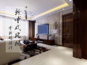 客厅图片来自沈阳百家装饰小姜在百家装饰奉天九里177平新中式的分享