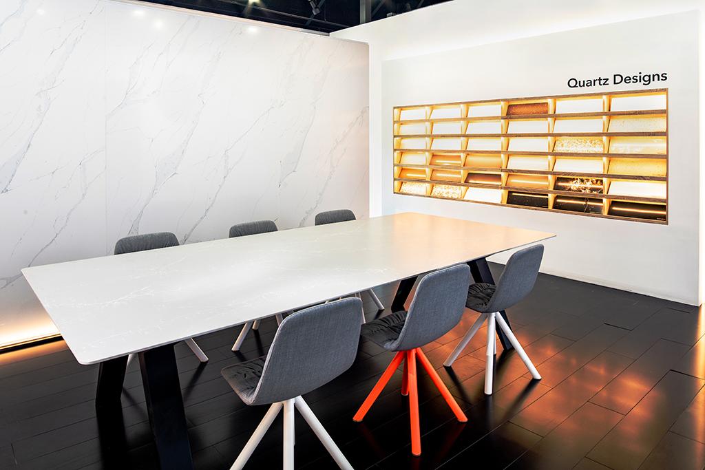 石英石 西班牙 COMPAC图片来自高正行建筑科技(深圳)有限公司在COMPAC-康柏石英石-佛罗里达展厅的分享