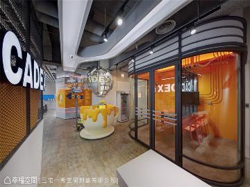 324平,台中凯德  科技感工作室