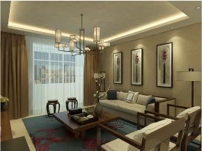 简约 三居 白领 客厅图片来自装家美在首开国风琅樾128平米现代简约的分享