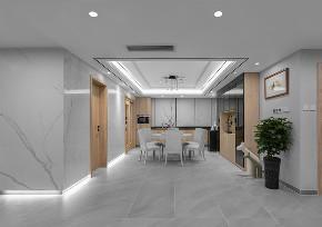 简约 混搭 三居 收纳 旧房改造 小资 餐厅图片来自林上淮·圣奇凯尚装饰在爱家有故事·承载的分享