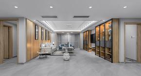 简约 混搭 三居 收纳 旧房改造 小资 客厅图片来自林上淮·圣奇凯尚装饰在爱家有故事·承载的分享